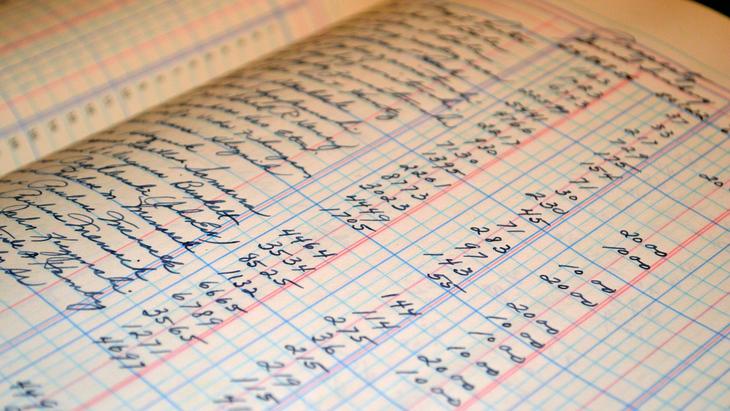 Tenir Son Cahier Recettes Depenses Ou Livre Journal
